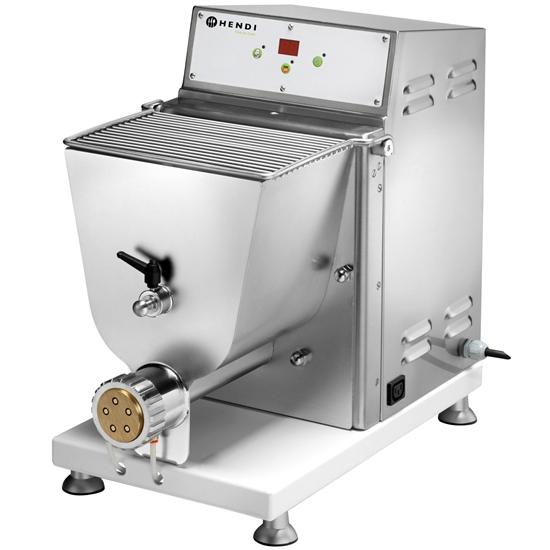 Maszyna do produkcji wyrobu makaronu profesjonalna 8 kg/h dzieża 2 kg 370 W - Hendi 201619