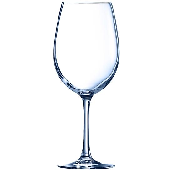 Kieliszki lampki do wina CABERNET 250ml 6 szt. Hendi 46978