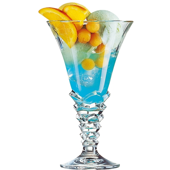 Pucharek apetizer naczynie szklane do deserów Palmier 370ml 6 szt. Hendi 58012