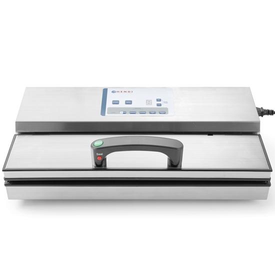 Pakowarka próżniowa do żywności listwowa Kitchen Line 420mm 670W - Hendi 975374
