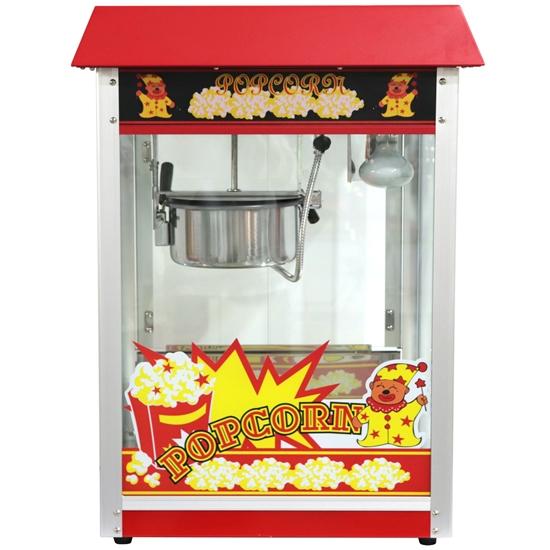 Maszyna urządzenie do prażenia popcornu ze stali 1500 W - Hendi 282748