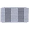 Taca poliestrowa gładka wzór granit z wysokim rantem GN 1/1 - Hendi 876640