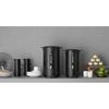 Zaparzacz perkolator do kawy z niekapiącym kranikiem czarny Concept Line 7 l - Hendi 211472