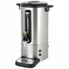 Zaparzacz perkolator do kawy z niekapiącym kranikiem stalowy Concept Line 7 l - Hendi 211434