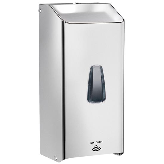 Dozownik dyspenser do mydła żelu automatyczny bezdotykowy naścienny 1 l - Hendi 809938
