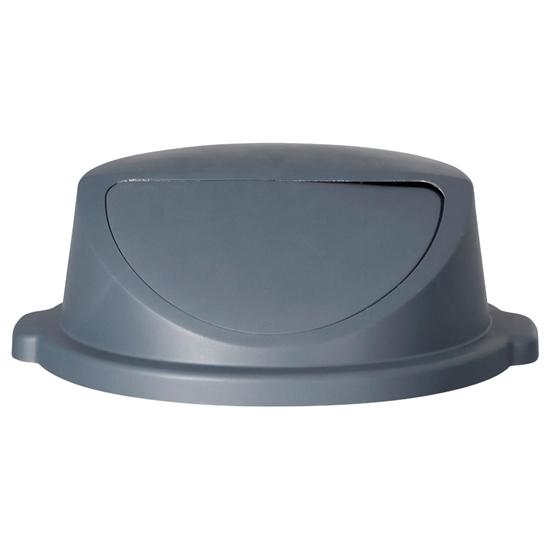 Pokrywa zamknięcie uchylne do kontenera kosza okrągłego Amer Box śr. 50 cm - Hendi 691434