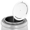 Kociołek termos do zupy elektryczny ze stali nierdzewnej cool-touch 400 W 10 l 35-80C srebrny
