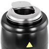 Kociołek termos do zupy elektryczny ze stali nierdzewnej cool-touch 400 W 10 l 35-80C czarny