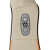 Masażer do szyi karku ramion pleców z funkcją podgrzewania 8 głowic 12V/230 V 24 W beżowy