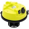 Odkurzacz przemysłowy budowlany do pracy na sucho i mokro VDE 1.4 kW 30 l