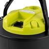 Odkurzacz bezprzewodowy akumulatorowy kominkowy do popiołu z dmuchawą HEPA 120 W 20 l