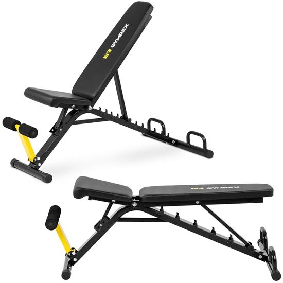 Ławka treningowa pod sztangę do ćwiczenia klatki piersiowej do 200 kg
