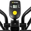 Orbitrek rower eliptyczny treningowy z wyświetlaczem do 120 kg