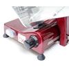 Krajalnica do wędlin sera elektryczna Profi Line RED EDITION 250 mm 320 W - Hendi 210086
