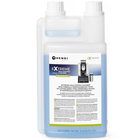 Płyn do czyszczenia toru instalacji spienienia mleka w ekspresach do kawy 1 l - Hendi 976678