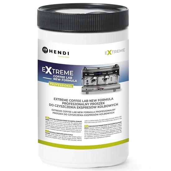 Proszek środek preparat do czyszczenia wnętrz termosów ekspresów do kawy 750 g - Hendi 976685