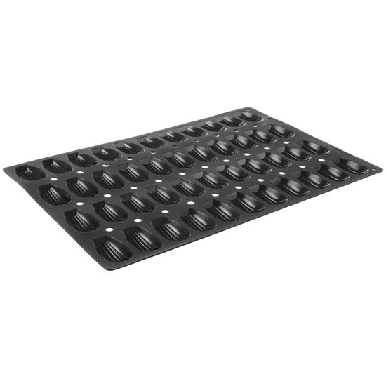 Foremki silikonowe nieprzywierające do pieczenia MADELEINE 600x400mm Hendi 676219