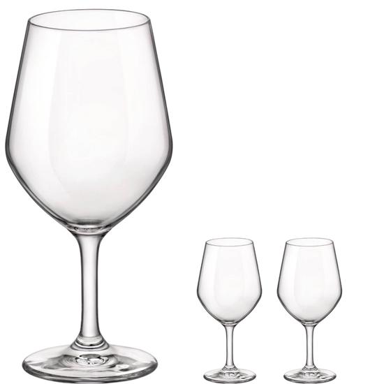 Kieliszek do wina VERSO 330ml - zestaw 3szt.