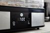 SG500 ELDOM Suszarka do żywności ELIN,pięciowarstwowa,tacki o średnicy 32 cm, regulacja temp.40-70,timer, wyśw. LCD,245W,nadmuch powietrza,tacki 30x23