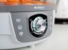SG300 ELDOM, Suszarka do żywności EXSI,pięciowarstwowa,tacki o średnicy 32 cm, regulacja temp.40-70,250W,nadmuch powietrza,obrotowe tacki