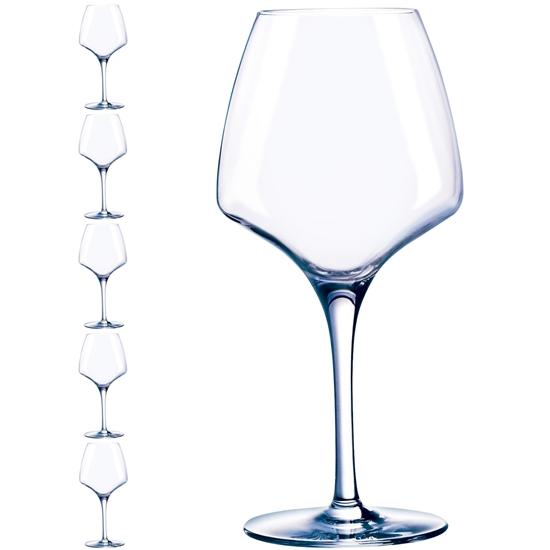 Kieliszek do wina OPEN UP 320 ml zestaw 6 szt. - Hendi U1008