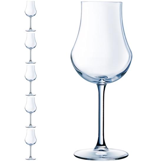 Kieliszek do wina OPEN UP 160 ml zestaw 6 szt. - Hendi U1062