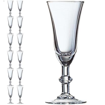 Kieliszek do likieru sherry Arcoroc VIGNE 70 ml zestaw 12 szt. - Hendi 71602