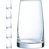 Szklanka ASKA 450 ml zestaw 6 szt. - Hendi L8508