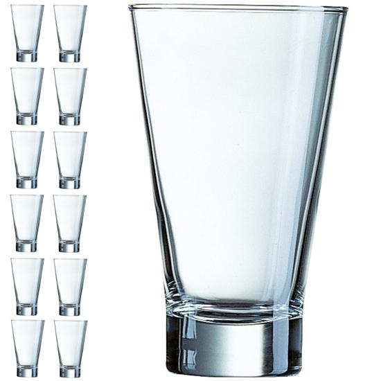 Szklanka Arcoroc SHETLAND 350 ml zestaw 12 szt. - Hendi 79728