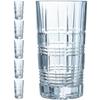 Szklanka wysoka Arcoroc BRIXTON 350 ml zestaw 6 szt. - Hendi P9067