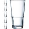 Szklanka wysoka Arcoroc STACK UP 290 ml zestaw 6 szt. - Hendi H7764