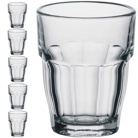 Szklanka wysoka ROCK BAR 480 ml zestaw 6 szt. - Hendi 734995