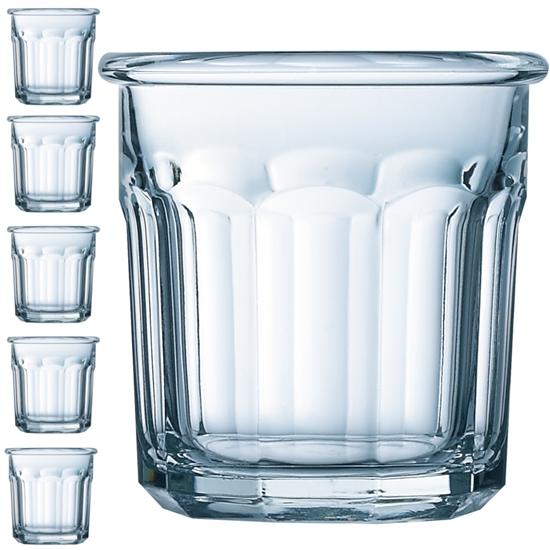 Szklanka niska apetizer Arcoroc ESKALE HART 180 ml zestaw 6 szt. - Hendi L3751