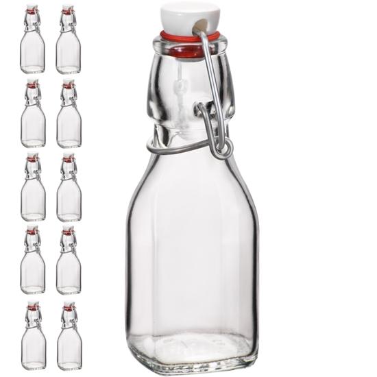 Butelka z korkiem SWING 125 ml zestaw 20 szt. - Hendi 779330