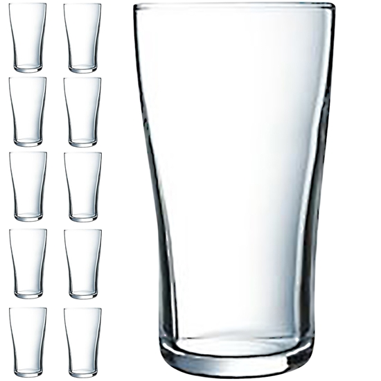 Szklanka do piwa Arcoroc ULTIMATE 570 ml zestaw 24 szt. - Hendi G8563