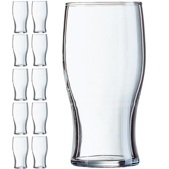 Szklanka do piwa Arcoroc TULIP 580 ml zestaw 24 szt. - Hendi P3008