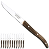 Nóż do steków nierdzewny French Style HORECA zestaw 12 szt. dł. 225 mm