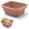 Koszyk tacka na pieczywo chleb owoce wzmocniona GN1/6 - Hendi 426746
