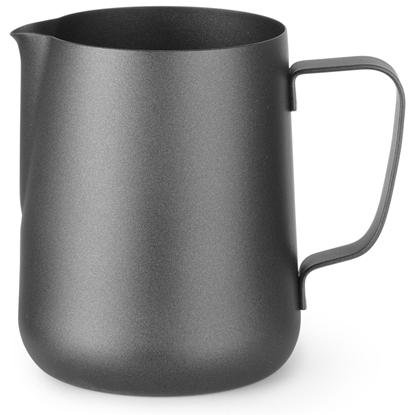 Dzbanek kubek do spieniania mleka BARISTA ze stali nierdzewnej śr. 90 mm 0.6 l - Hendi 458198