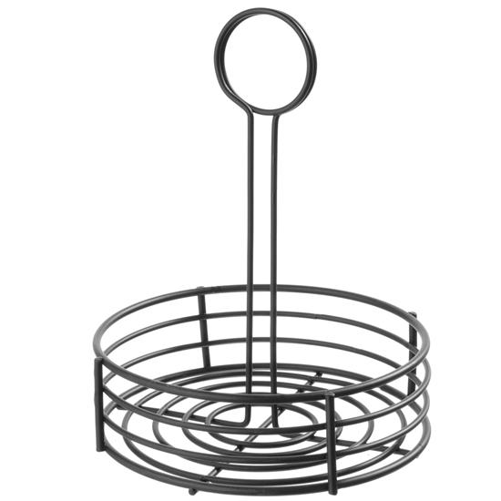 Przyprawnik koszyk organizer na przyprawy okrągły śr. 165 mm - Hendi 425787