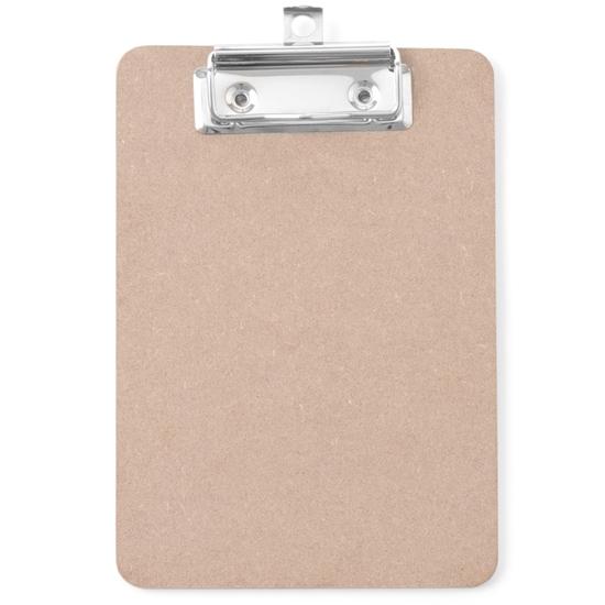 Podkładka deska pod kartę menu z klipsem Clipboard 125x180 mm - Hendi 664179