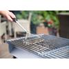 Szczotka druciana do grilla rusztu BBQ ze stali nierdzewnej KSZTAŁT Y 520x170 mm - Hendi 525432