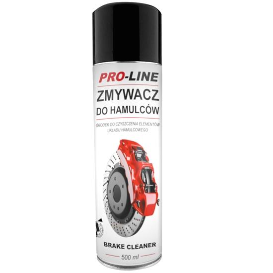 Zmywacz środek do czyszczenia hamulców i układów hamulcowych PRO-LINE spray 500 ml