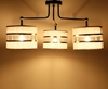Lampa sufitowa czarna/chrom 3xE27 Andy 33-00514