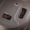 Piecyk grzejnik promiennik ciepła na gaz i prąd LPG + 230V  RELAX PLUS