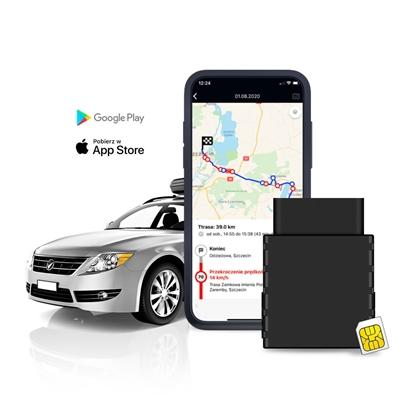 Locon Lokalizator GPS do samochodu BA.02