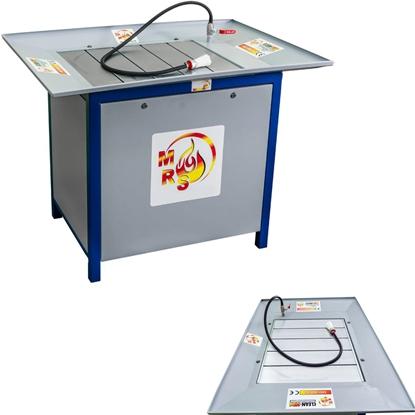 Myjka warsztatowa do części i narzędzi z obiegiem zamkniętym MST 800 XL