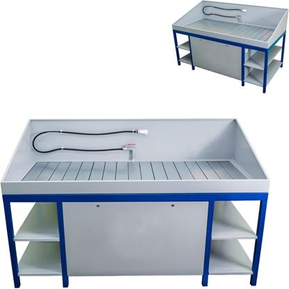 Myjka warsztatowa stół warsztatowy do mycia części i narzędzi MST 2000